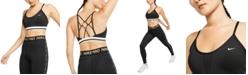 Nike Women's Indy Strappy-Back Light-Support Sports Bra