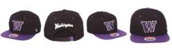 Zephyr Washington Huskies Core Snapback Cap
