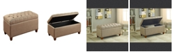 Coaster Home Furnishings Simeon Tufted Storage Bench