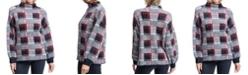 Fever Plaid Sweater