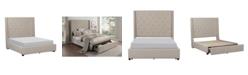 Furniture Ordway Bed w/ Storage Drawers - California King