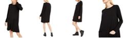 Eileen Fisher Two-Pocket Tunic Dress