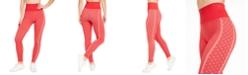 Ideology Heart-Print High-Waist Leggings, Created for Macy's