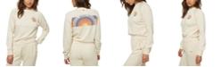 O'Neill Juniors' Elena Cotton Fleece Sweatshirt