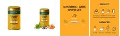 Vahdam Teas Organic Turmeric Classic, Superfood Latte Mix 40 Servings