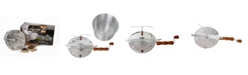 Wabash Valley Farms Timeless Whirley-Pop Set with Bonus Hull-Less Corn