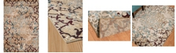 """Asbury Looms Jules Andalusite 3000 00994 58 Taupe 5'3"""" x 7'2"""" Area Rug"""