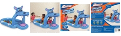 Redbox Banzai Happy Hippo Play Center Inflatable Ball Pit -Includes 20 Balls
