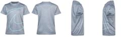 Nike Toddler Boys Dri-FIT Split Swoosh T-Shirt