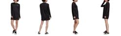 adidas Women's Cotton Lace-Trimmed Dress
