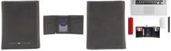 Tommy Hilfiger Men's Tri-Fold RFID Wallet