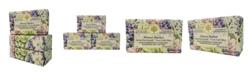 Wavertree & London Flower Market Soap with Pack of 3, Each 7 oz