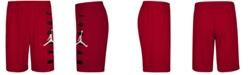 Jordan Big Boys Mesh Logo Shorts