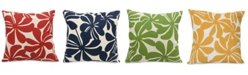 "Majestic Home Goods Plantation Decorative Throw Pillow Extra Large 24"" x 24"""