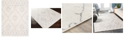 "Abbie & Allie Rugs Roma ROM-2337 White 5'3"" x 7'1"" Area Rug"