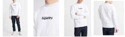 Superdry Men's Core Logo Essential Crew Sweatshirt
