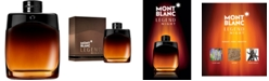 Montblanc Men's Legend Night Eau de Parfum Spray, 3.3 oz.