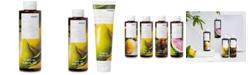 KORRES Bergamot Pear Renewing Body Cleanser, 8.45-oz.