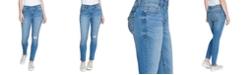 Seven7 Women's Thick Stitch Skinny Jean