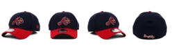 New Era Atlanta Braves MLB Team Classic 39THIRTY Stretch-Fitted Cap