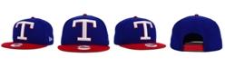 New Era Texas Rangers Biggie 9FIFTY Snapback Cap