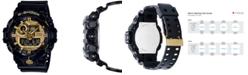 G-Shock Men's Analog-Digital Black Resin Strap Watch 54mm GA710GB-1A
