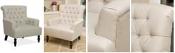 Noble House Arwyn Club Chair