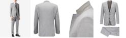 Hugo Boss BOSS Men's Slim-Fit Natural Stretch Virgin Wool Suit