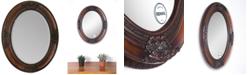Furniture Cherry Chelsea Mirror, Quick Ship