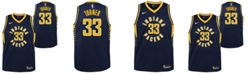 Nike Myles Turner Indiana Pacers Icon Swingman Jersey, Big Boys (8-20)