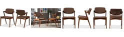 Furniture Nicholina Dining Arm Chair (Set of 2)