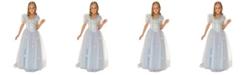 BuySeasons Blue Ice Princess Girls Costume