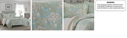 Laura Ashley Twin Brompton Serene Quilt Set