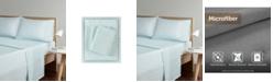 JLA Home Intelligent Design Triangle 3-PC Twin Microfiber Printed Sheet