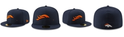 New Era Denver Broncos Logo Elements Collection 59FIFTY FITTED Cap