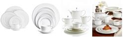 Vera Wang Wedgwood Dinnerware, Blanc sur Blanc Collection