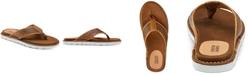 Johnston & Murphy Men's Prescott Thong Sandals