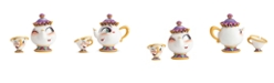 Enesco Mrs. Potts and Chip Set