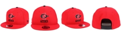 New Era San Diego State Aztecs Core 9FIFTY Snapback Cap