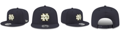 New Era Boys' Notre Dame Fighting Irish Core 9FIFTY Snapback Cap