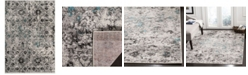 "Safavieh Adirondack Gray and Black 5'1"" x 7'6"" Area Rug"