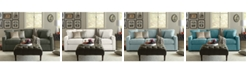 Furniture Radley Fabric Sofa Collection, Created for Macy's