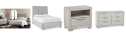 Furniture Camilla Bedroom Furniture, 3-Pc. Set (Queen Bed, Nightstand & Dresser), Created for Macy's