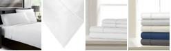 Ella Jayne 100% Cotton Sateen 1200 Thread Count 4-Piece Sheet Set - King