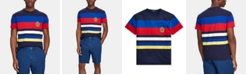 Polo Ralph Lauren Men's Classic-Fit Striped Pocket T-Shirt