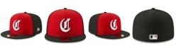 New Era Boys' Cincinnati Reds Batting Practice 59FIFTY Cap