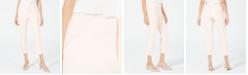 Alfani Cropped Straight-Leg Pants, Created for Macy's