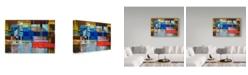 "Trademark Global David Spencer 'Redux' Canvas Art - 24"" x 16"" x 2"""
