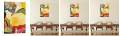 """iCanvas """"Yellow Hill"""" By Kim Parker Gallery-Wrapped Canvas Print - 18"""" x 12"""" x 0.75"""""""
