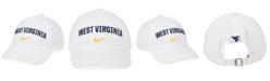 Nike West Virginia Mountaineers H86 Wordmark Swoosh Cap